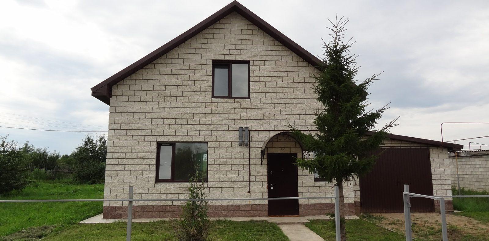 Дом 115 м² на участке 12 сот.